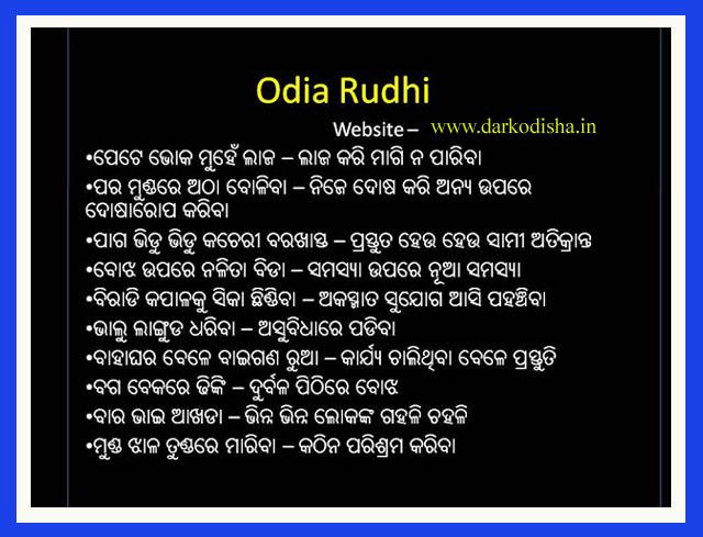 screenshot of odia lokabani pdf