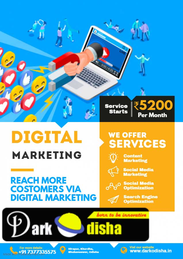 digital marketing services in bhubaneswar, digital marketing agency in bhubaneswar
