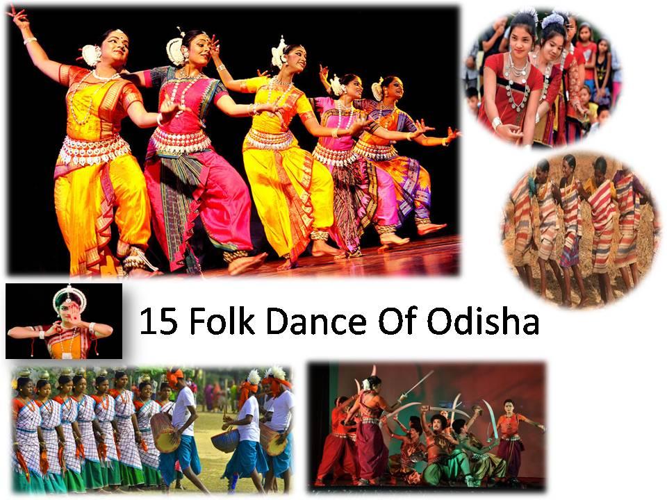 Folk Dance of Odisha