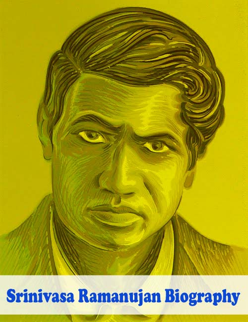 Srinivasa Ramanujan Biography
