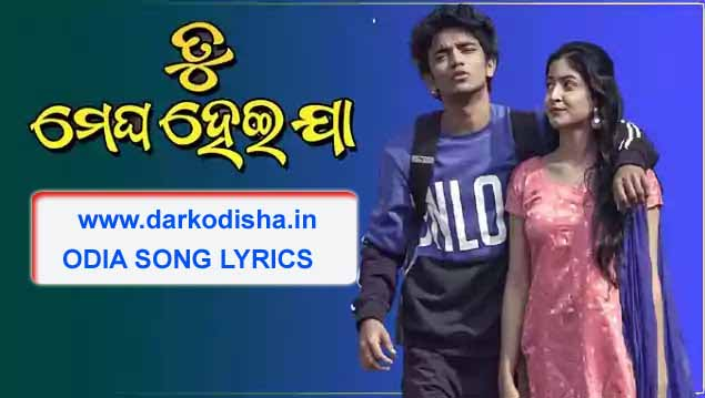 Tu Megha Heija Lyrics in Odia