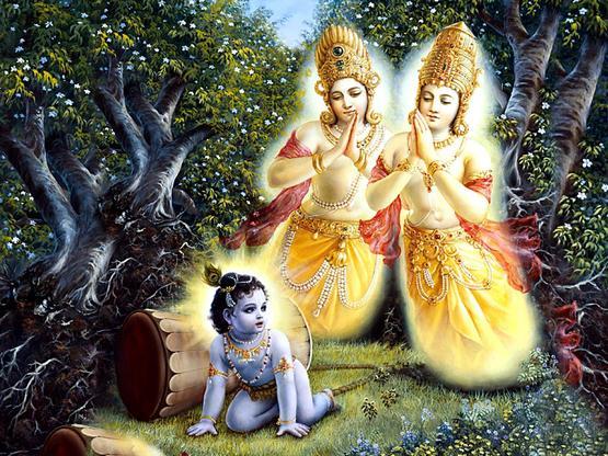 Damodarastakam Lyrics in Odia