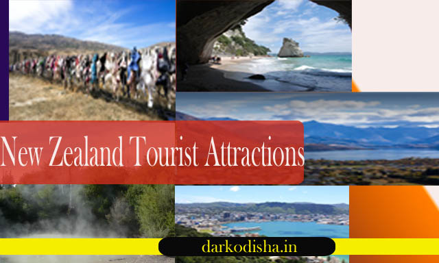 New Zealand Tourist Attractions
